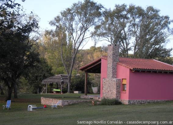 Santa Catalina Casa de Campo
