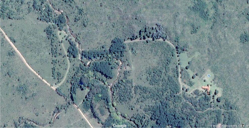 puerta del alto vista satelital