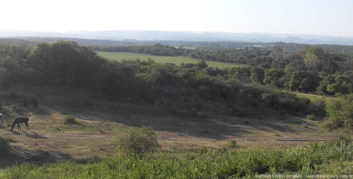 Vistas panoramicas en las sierras de Cordoba, La Granja