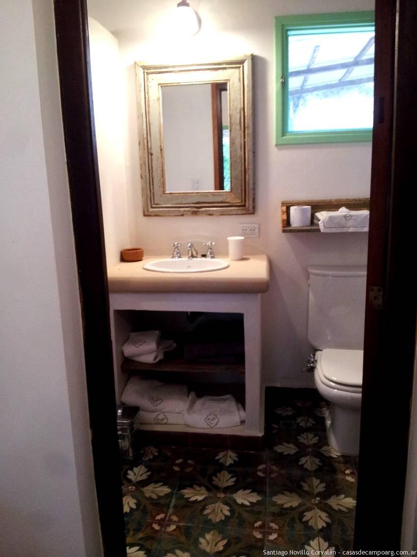 baño cuartos secundarios