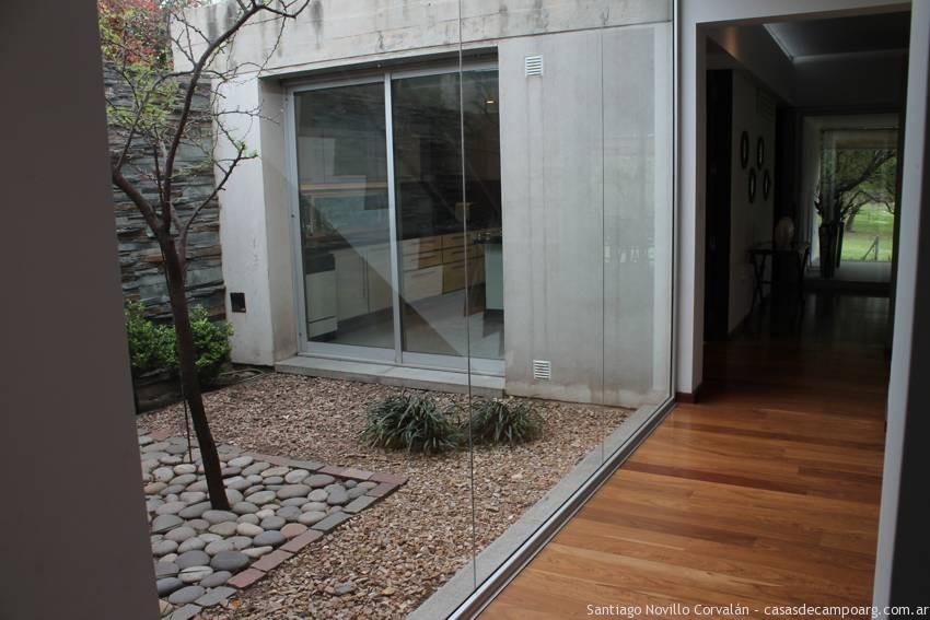 patio de luz arquitectura
